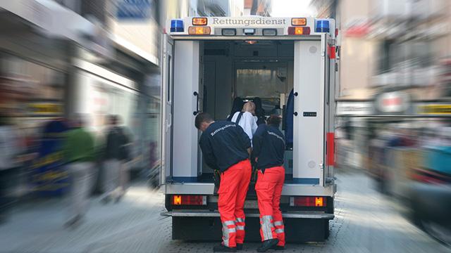 Krankenwagen | (c) ERF Medien
