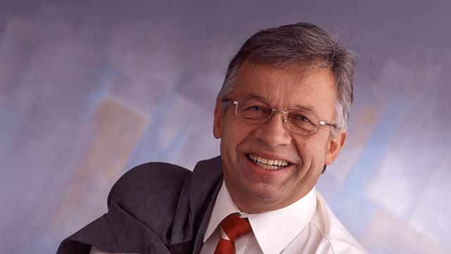 Gerhard Fischer | (c) ERF Medien