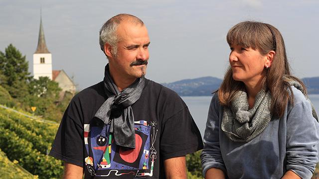Matthias und Christiane Grimm   (c) ERF Medien