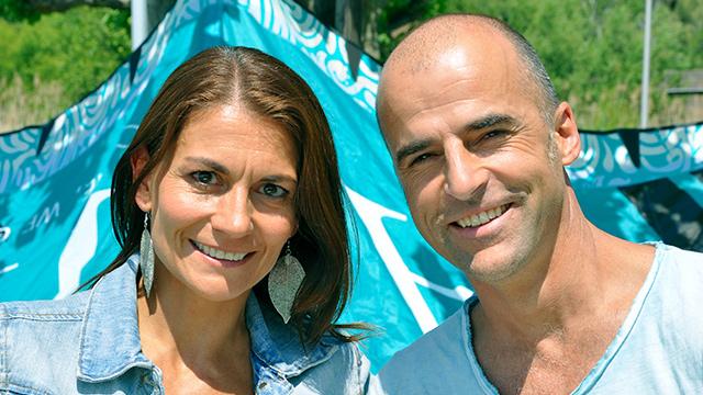 Sylvie und Marcel Bobay