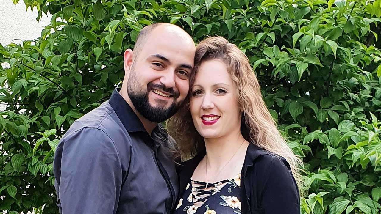 Vladimir und Manuela Dakic