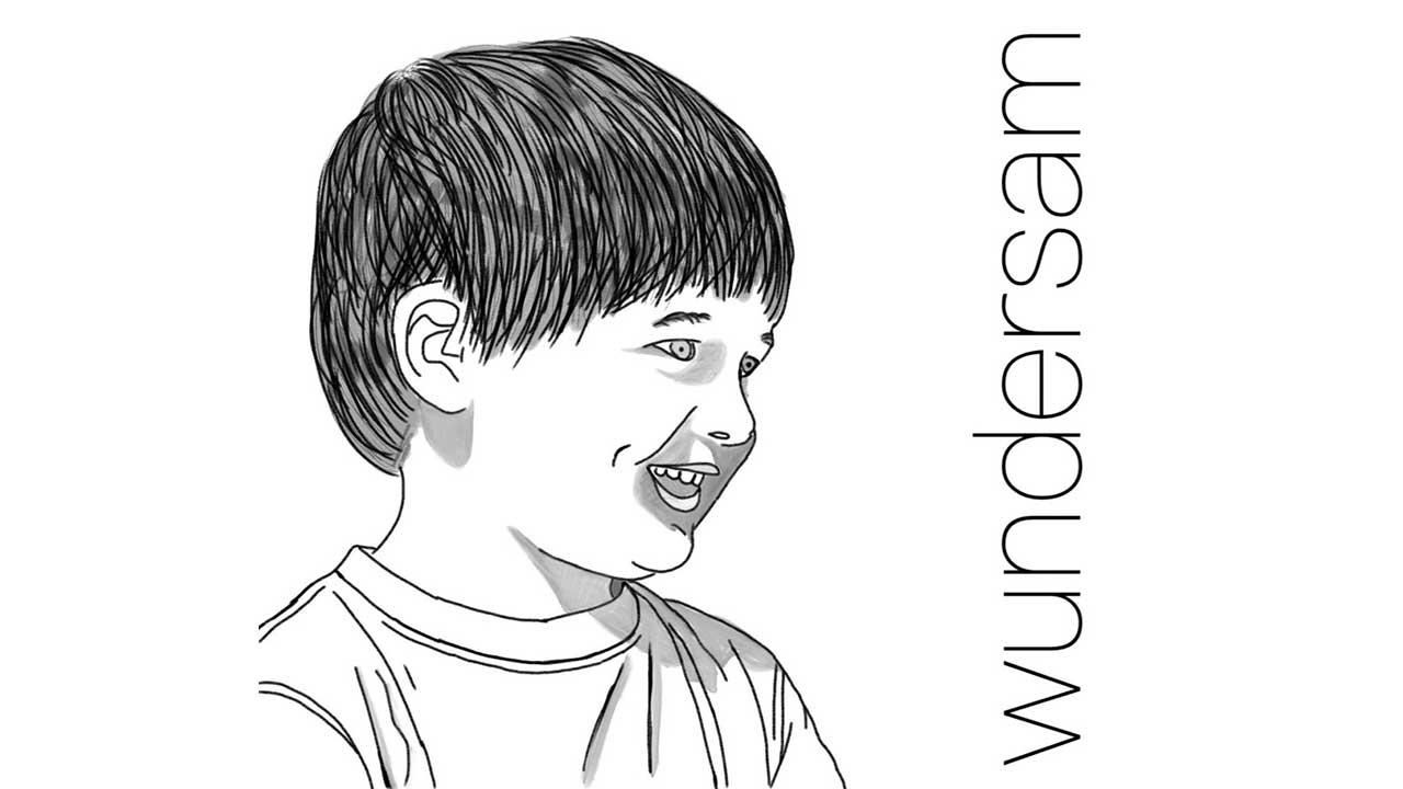 Cover des Hörspiels «Wundersam»