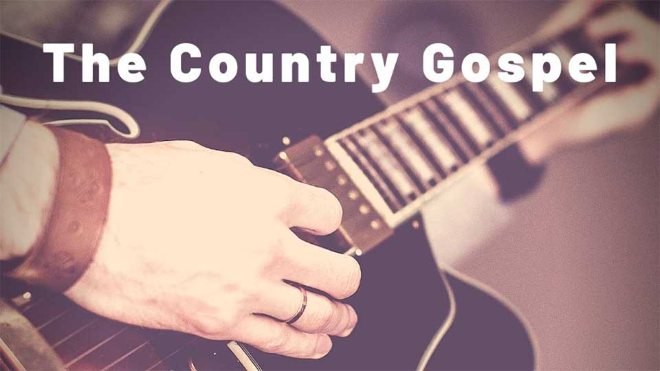 Spotify-Playlist «The Country Gospel»
