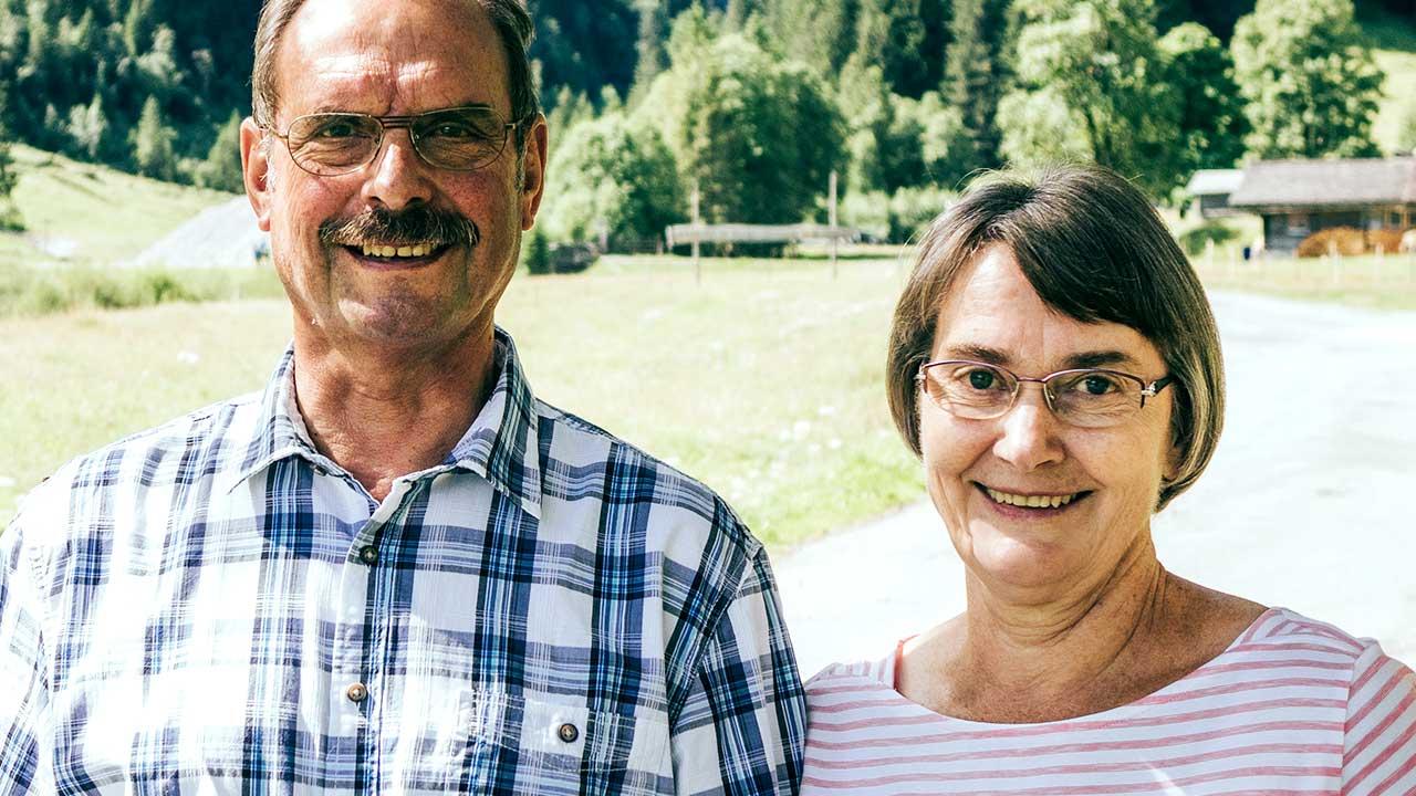 Andreas und Gertrud Gasser | (c) ERF Medien