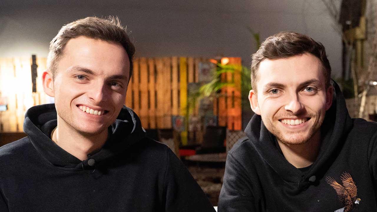 Johannes und Philipp Mickenbecker