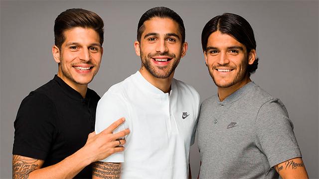 Ausschnitt aus Buchcover «Rodriguez, Roberto, Ricardo, Francisco»