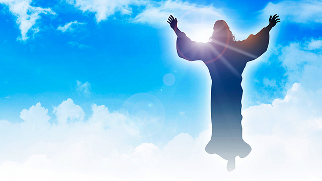 Himmelfahrt von Jesus