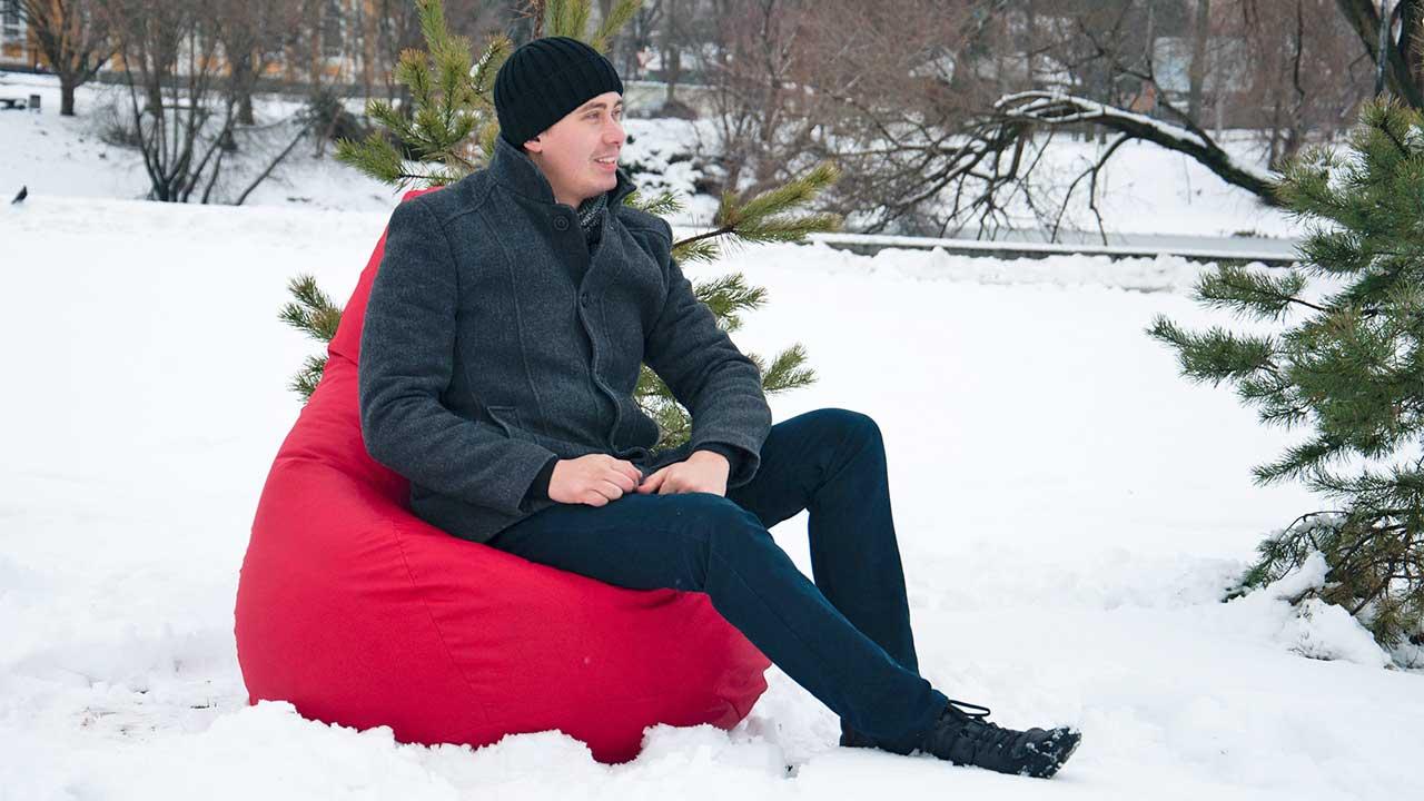 Ruhe kann auch rot sein: Stille zum Geniessen   (c) 123rf