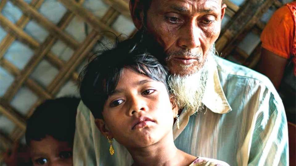 Flüchtlinge aus Myanmar   (c) Medair