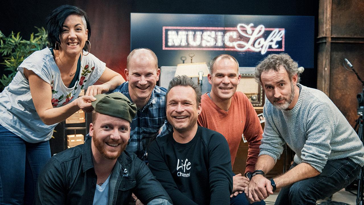 Gruppenfoto der Band Spiegelbild | (c) ERF Medien