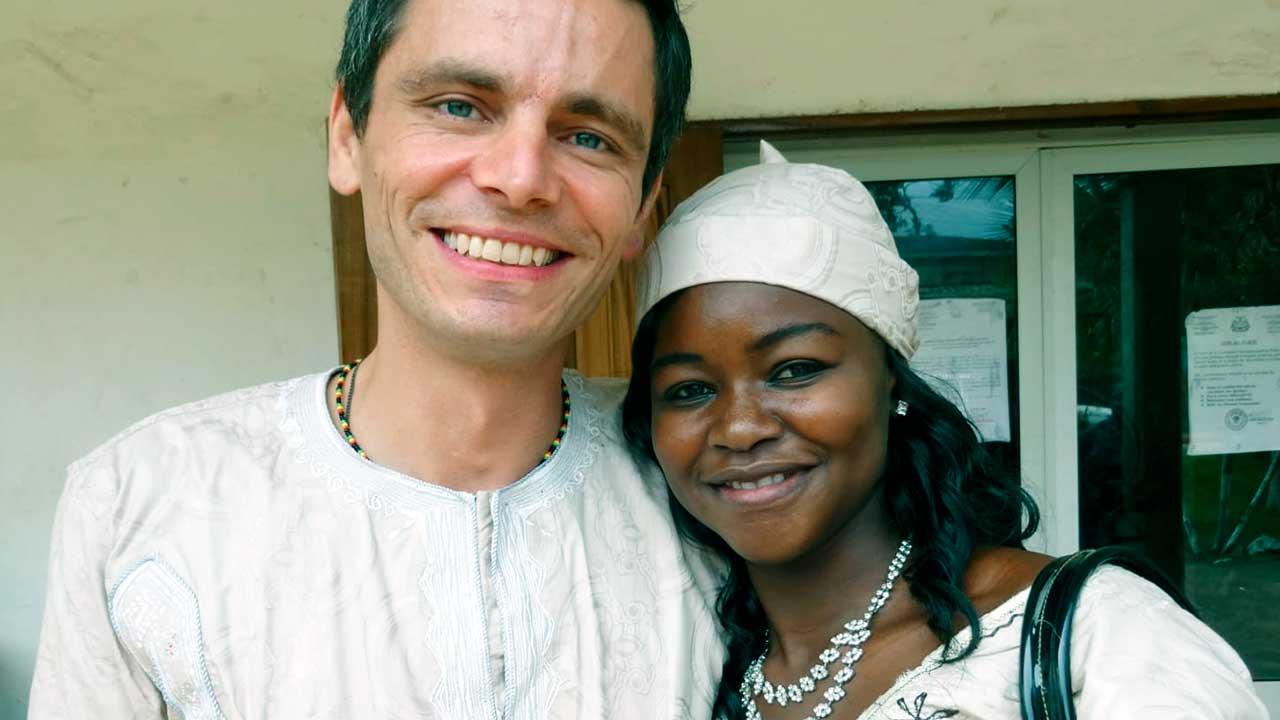 Matthias und Talata Schmid