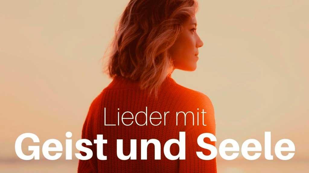 Spotify-Playlist «Lieder mit Geist und Seele»