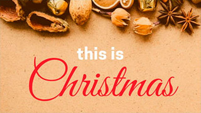 Spotify-Playlist «This is Christmas»