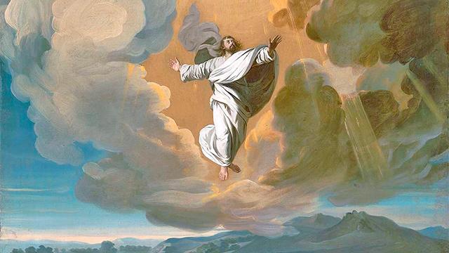 Bild «Ascension to Heaven» von John Singleton Copley