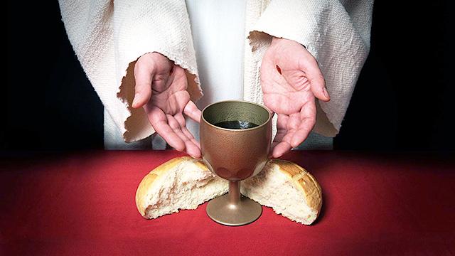 abendmahl  jesus essen