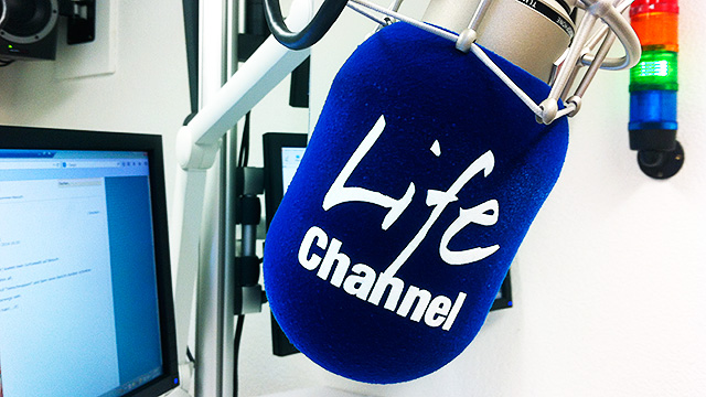 Life Channel on air (c) Radio Life Channel