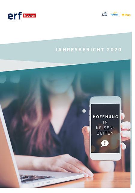 Jahresbericht 2020 ERF Medien Schweiz